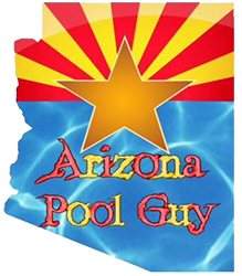 Arizona Pool Guy Logo